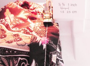 How to Sew an Elastic Waist Skirt